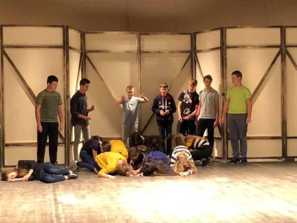 Театральный Петербург: образовательная поездка со старшеклассниками, сентябрь 2018