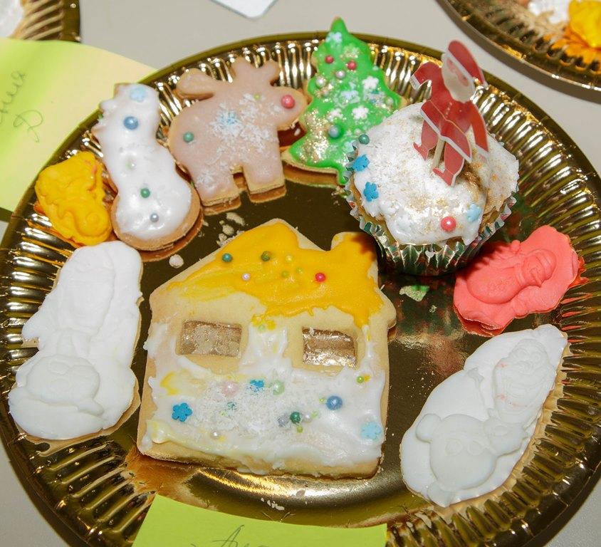 Рождественская кулинарная мастерская 2020